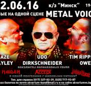 METAL VOICES - �������� �������� ������� � ������